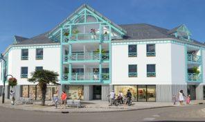 Résidence Leclerc – Le Pouliguen centre